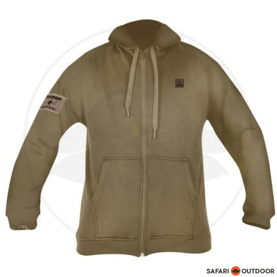 SNIPER JACKET MEN ACTIVE HOODIE KHAKI