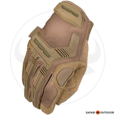 SNIPER GLOVES MEN SWAT KHAKI