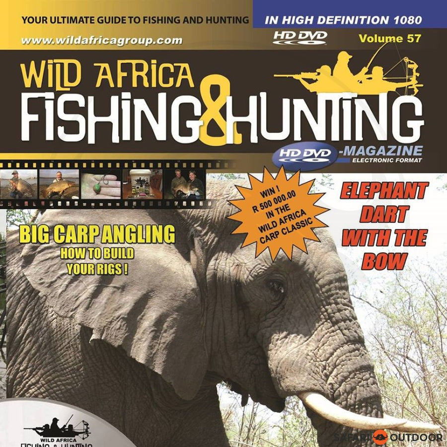 WILD AFRICA FISHING & HUNTING (MAGAZINES)