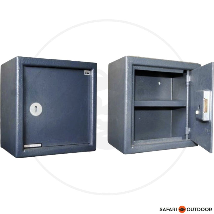 MUTUAL AUSTEN HANDGUN SAFE - 305H X 330W X 300D MM
