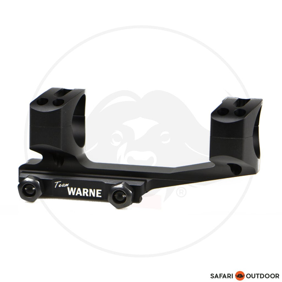 WARNE 1P SKEL MOUNT 34MM EXTENDED GEN2 BASE