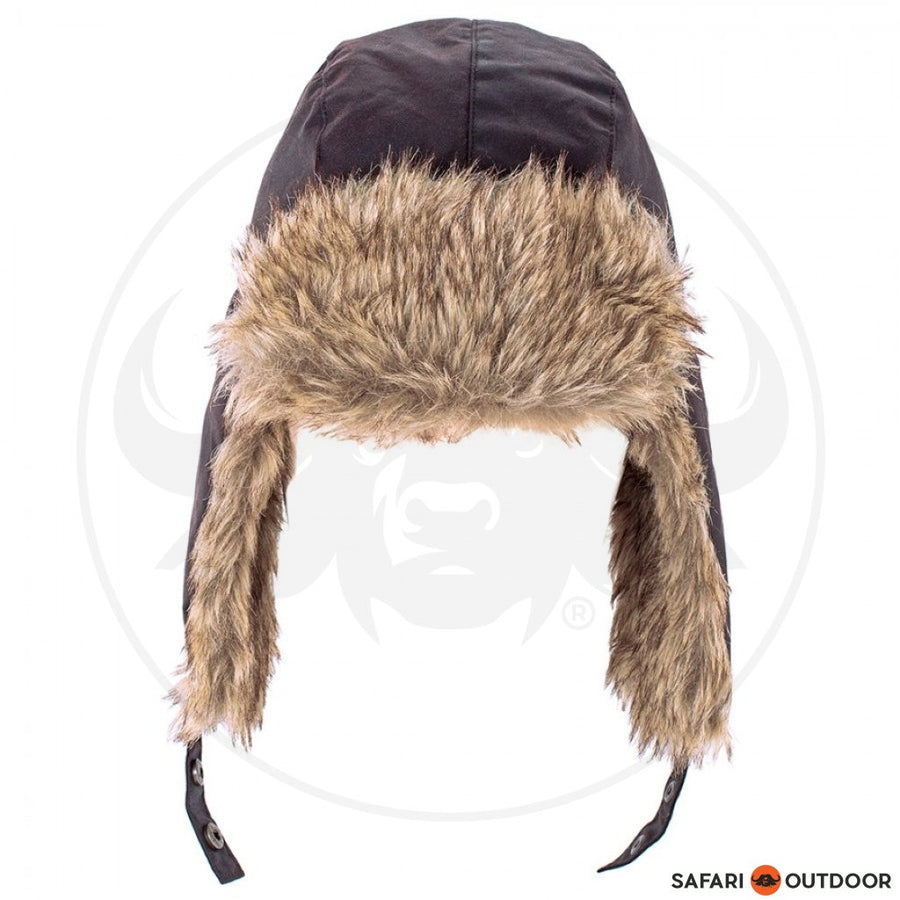 HEATHER HAT LOUGHRIGG WAX - TRAPPER