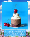 Recipe - Black Forest Mousse Cake