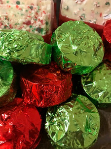 Christmas Hot Chocolate Bombs