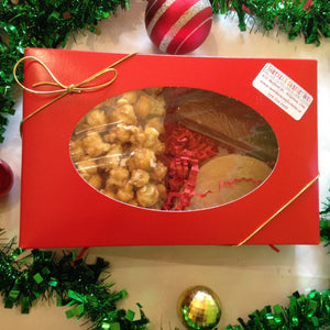 Mrs. Claus' Christmas Gift Box