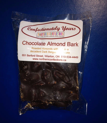 Chocolate Almond Bark