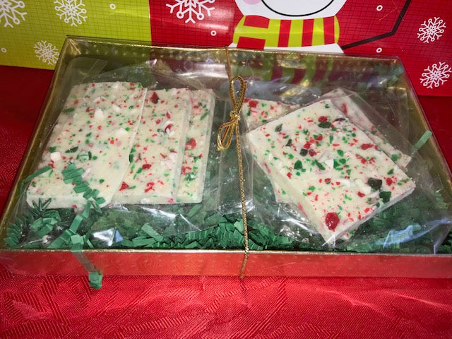 Christmas Mint Bark