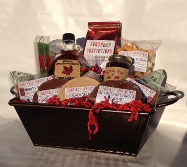 Taste of the Season Gift Basket