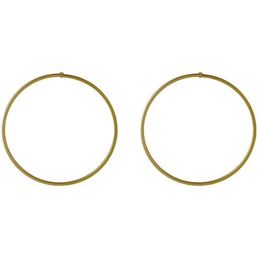Alisa Earrings Gold Plated