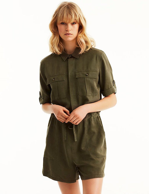 93a2bb7f13b Nicolle Jumpsuit Green Leaf