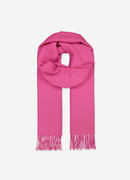 Accola Maxi Scarf Beetroot Purple