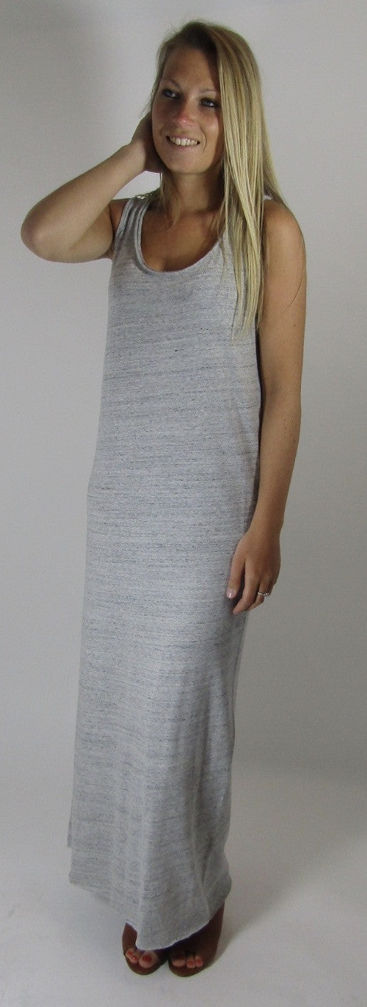 Otokay Long Dress Grey