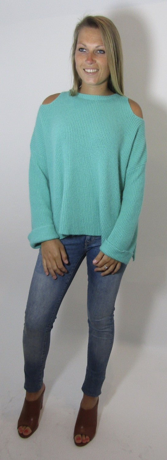 Margo Knit Green