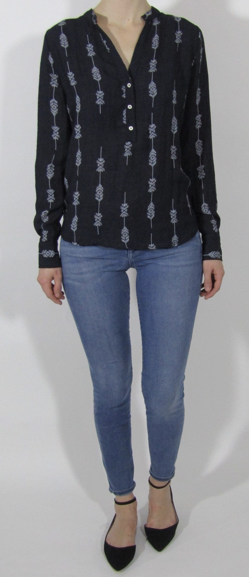 Coco Tipi Shirt Black