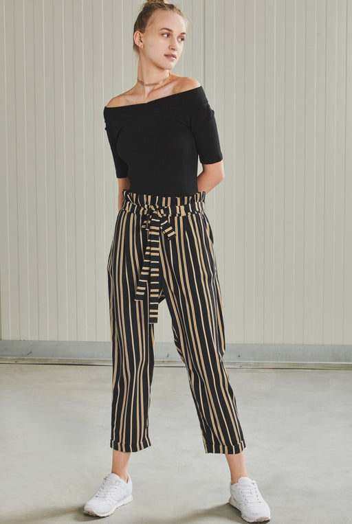 60339 Striped Trouser