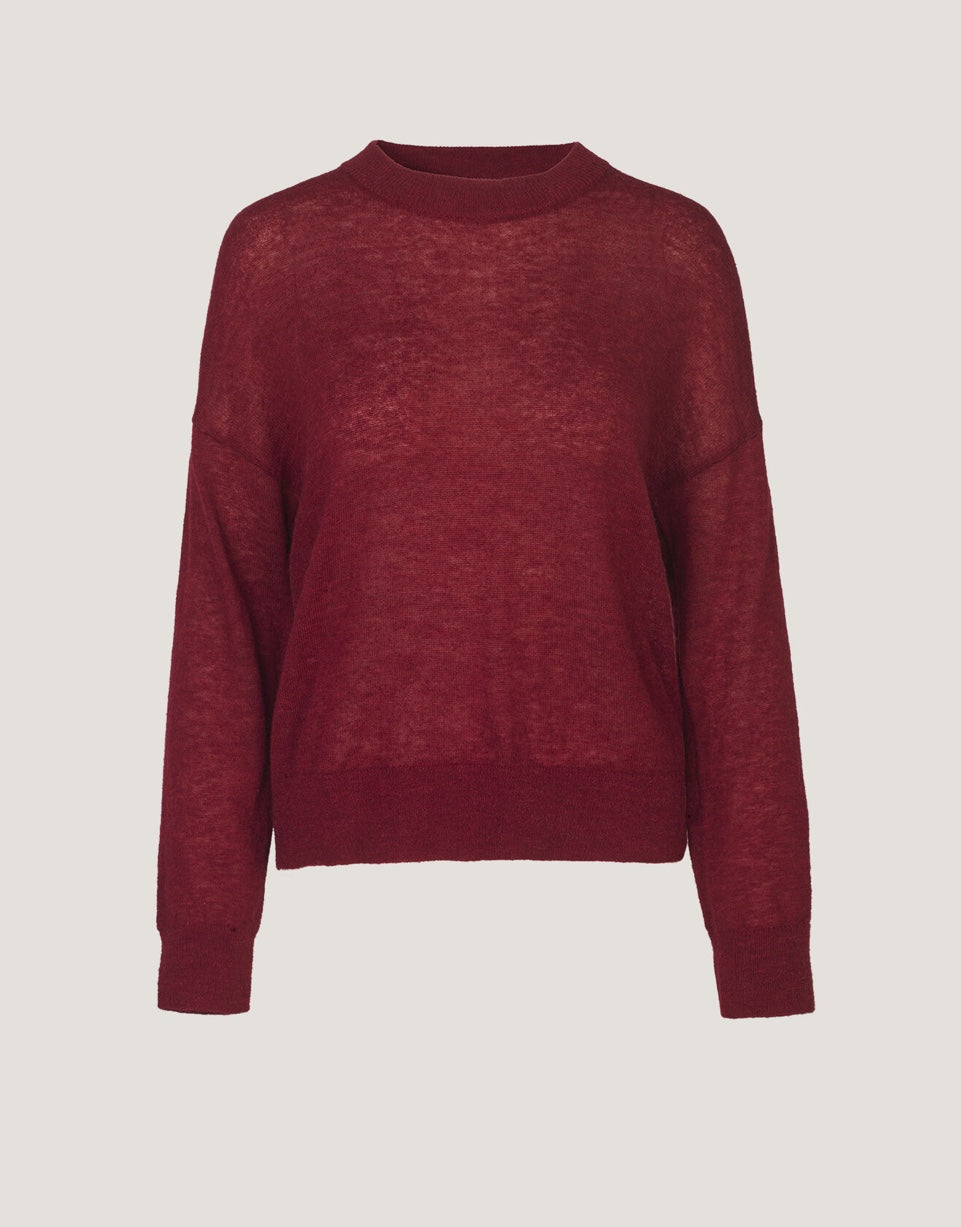 Fontana Knit Biking Red