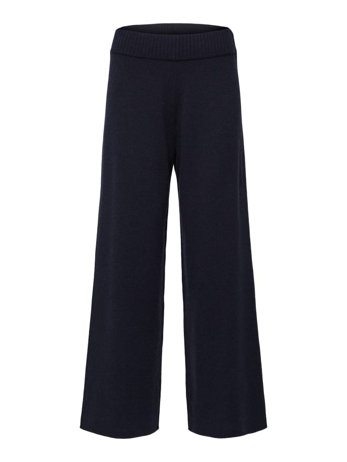 Feya Cashmere Pants Night Sky