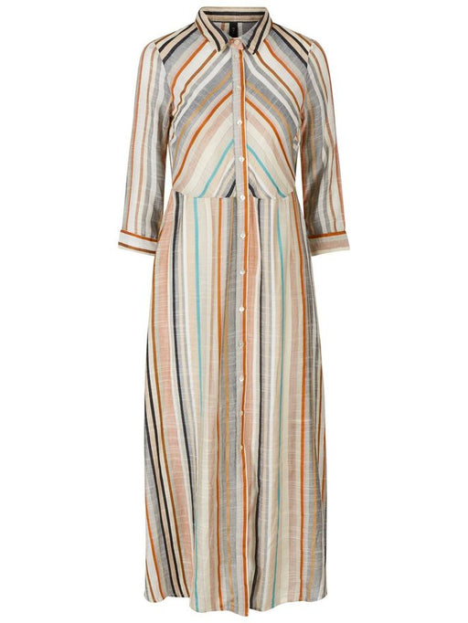 Jayleen Shirt Dress Multi Icons