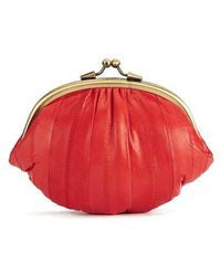 Mini Granny Iconic Purse Red