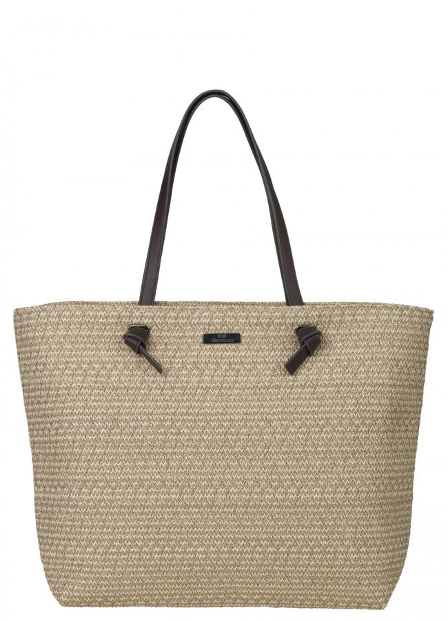 Alix Straw Bag