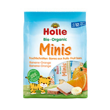 Holle Minis (Banana & Orange) 100 gr