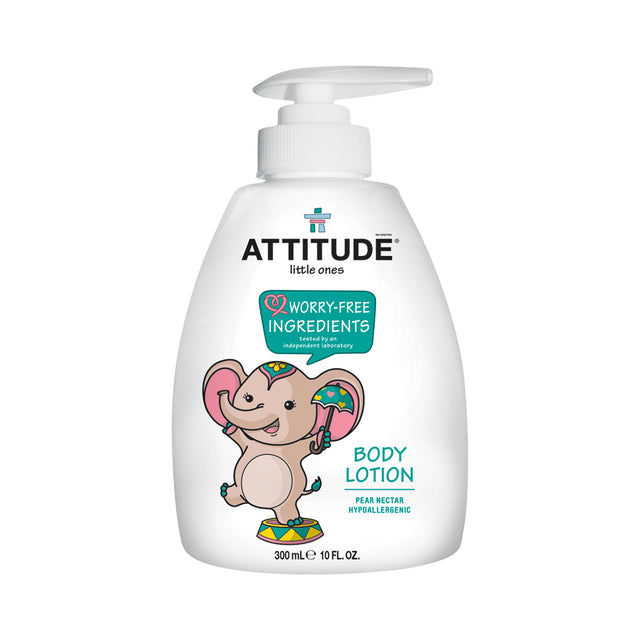Attitude Body Lotion - Baby (Pear Nectar) 300 ml