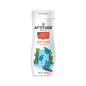 Attitude Body Wash - Kids 355 ml
