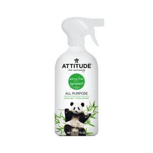 Attitude All Purpose Cleaner (Citrus Zest) 800 ml