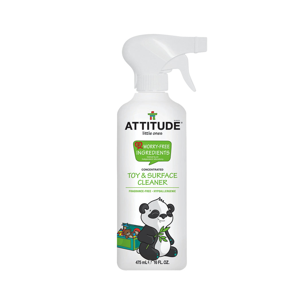 Attitude Toy & Surface Cleaner (Fragrance-free) 475 ml