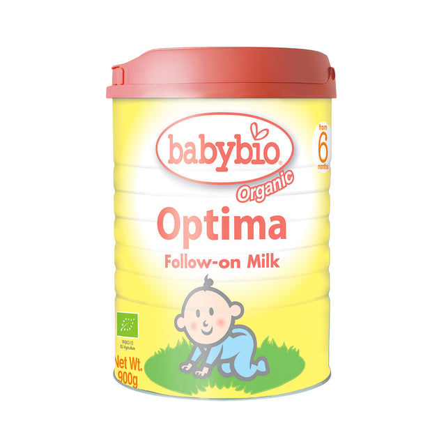 Babybio Optima Follow-on Milk 900 gr