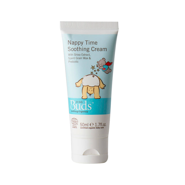 Buds Organics Nappy Time Soothing Cream 50 ml