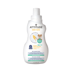 Attitude Fabric Softener - Baby (Fragrance-free) 1.00 L