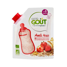 Good Gout Strawberry Muesli