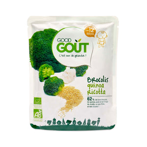 Good Gout Broccoli Quinoa & Ricotta Ready Meal