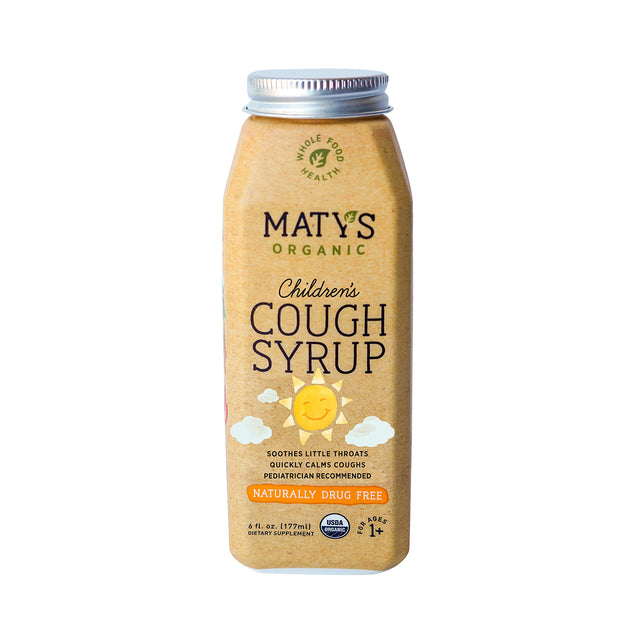 Maty's Cough Syrup Kids