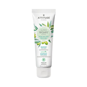 Attitude Super Leaves Body Cream (Nourishing) 240 ml