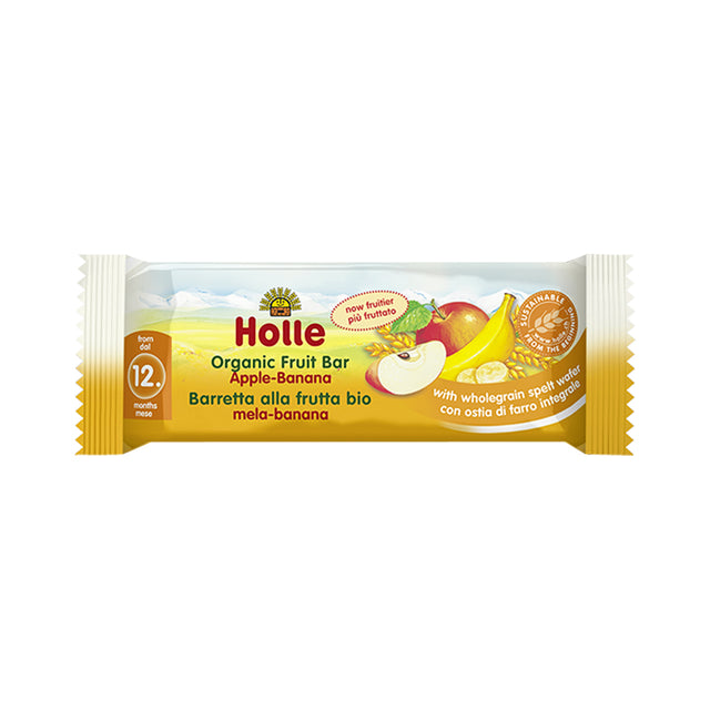 Holle Fruit Bar Apple and Banana