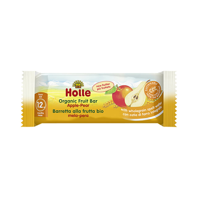 Holle Fruit Bar Apple and Pear