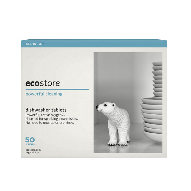 Ecostore Dishwasher Tablets 50 tablets