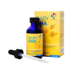 Life Nutrition DHA Drops - Baby 60 ml