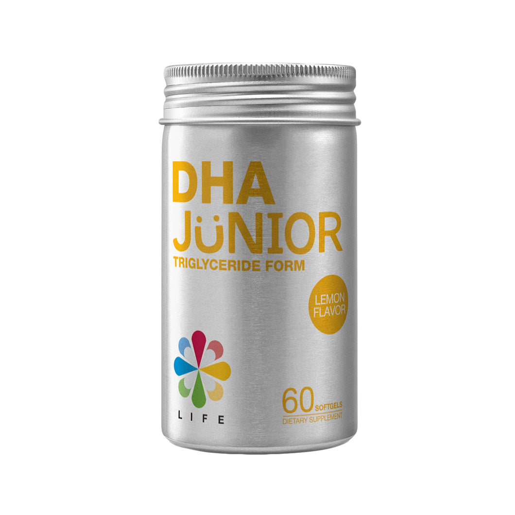 Life Nutrition DHA - Junior 60 softgels