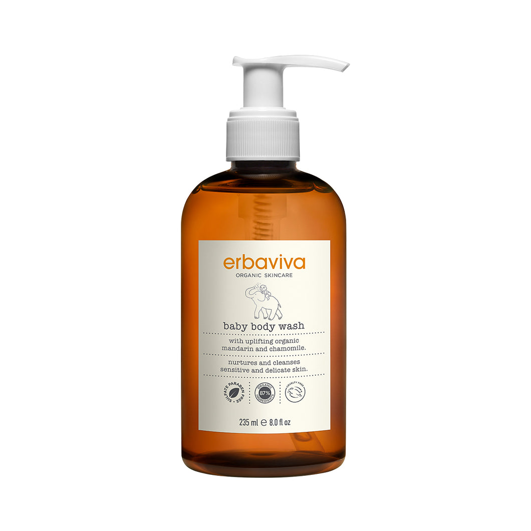 Erbaviva Body Wash - Baby 235 ml