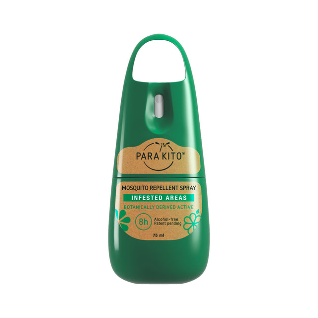 Para'kito Mosquito Repellent Spray Bottle 75 ml