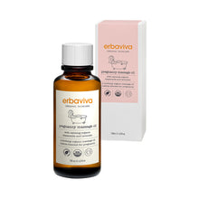 Erbaviva Pregnancy Massage Oil 120 ml