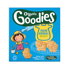 Organix Animal Biscuits 100 gr