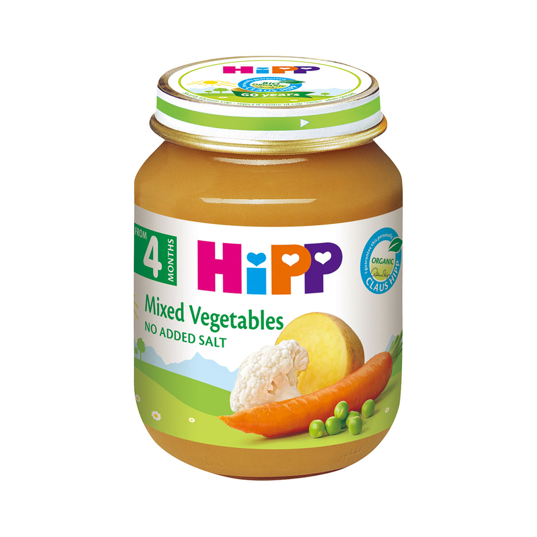 HiPP Mixed Vegetables Jar