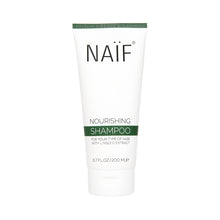 Naïf Nourishing Shampoo 200 ml