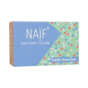 Naïf Essentials Kit - Toddler 3 pcs