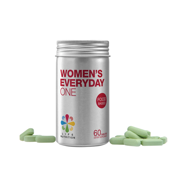 Life Nutrition Everyday One - Women 60 capsules