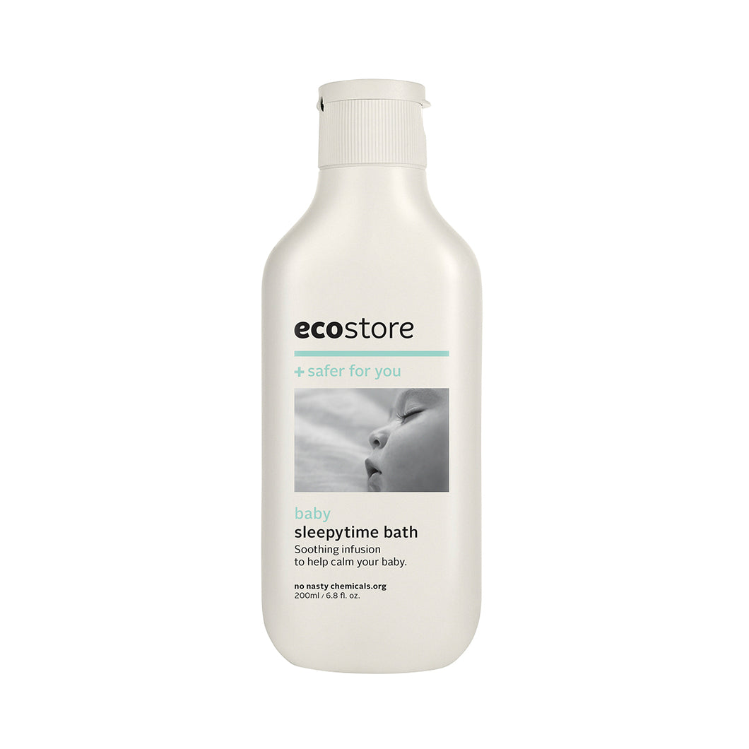 Ecostore Sleepy Time Bath - Baby 200 ml
